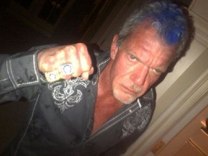 Jim Irsay looks like a less-sober Dr. House.