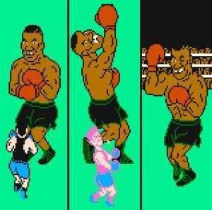 If you missed TMZ's video of Ray Rice smashing his woman's jaw, this is about what it looked like.