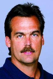 Jeff Fisher: Moustache of a cop, soul of a gangster.